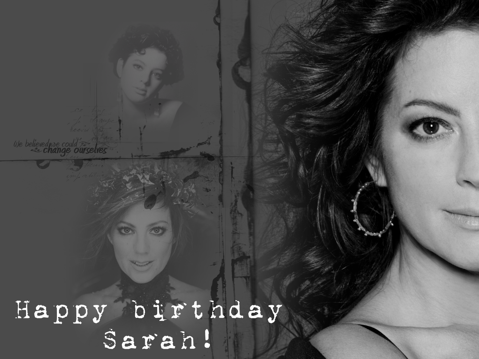 Sarah McLachlan Online – Solaced info » Blog Archive » Happy